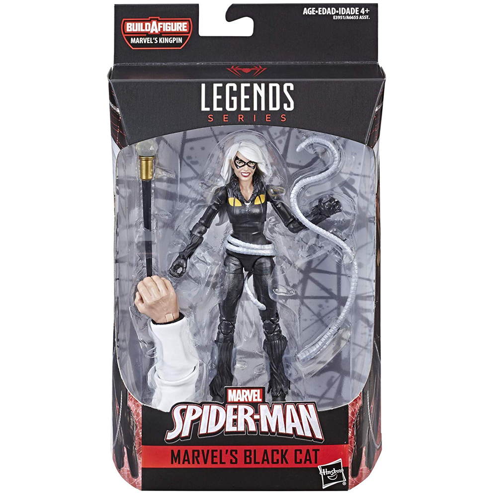 Marvel's Black Cat (Kingpin Wave), Marvel Legends