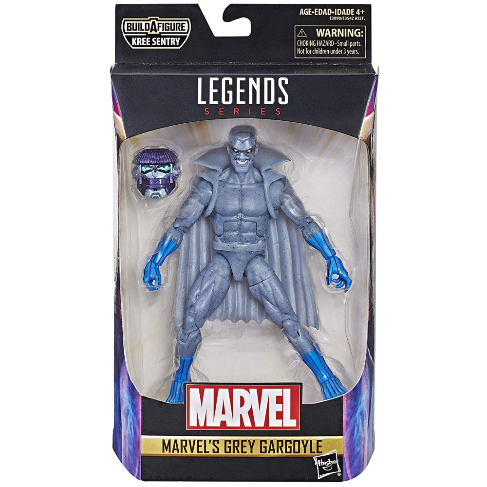 Marvel's Grey Gargoyle (Kree Sentry Wave), Marvel Legends