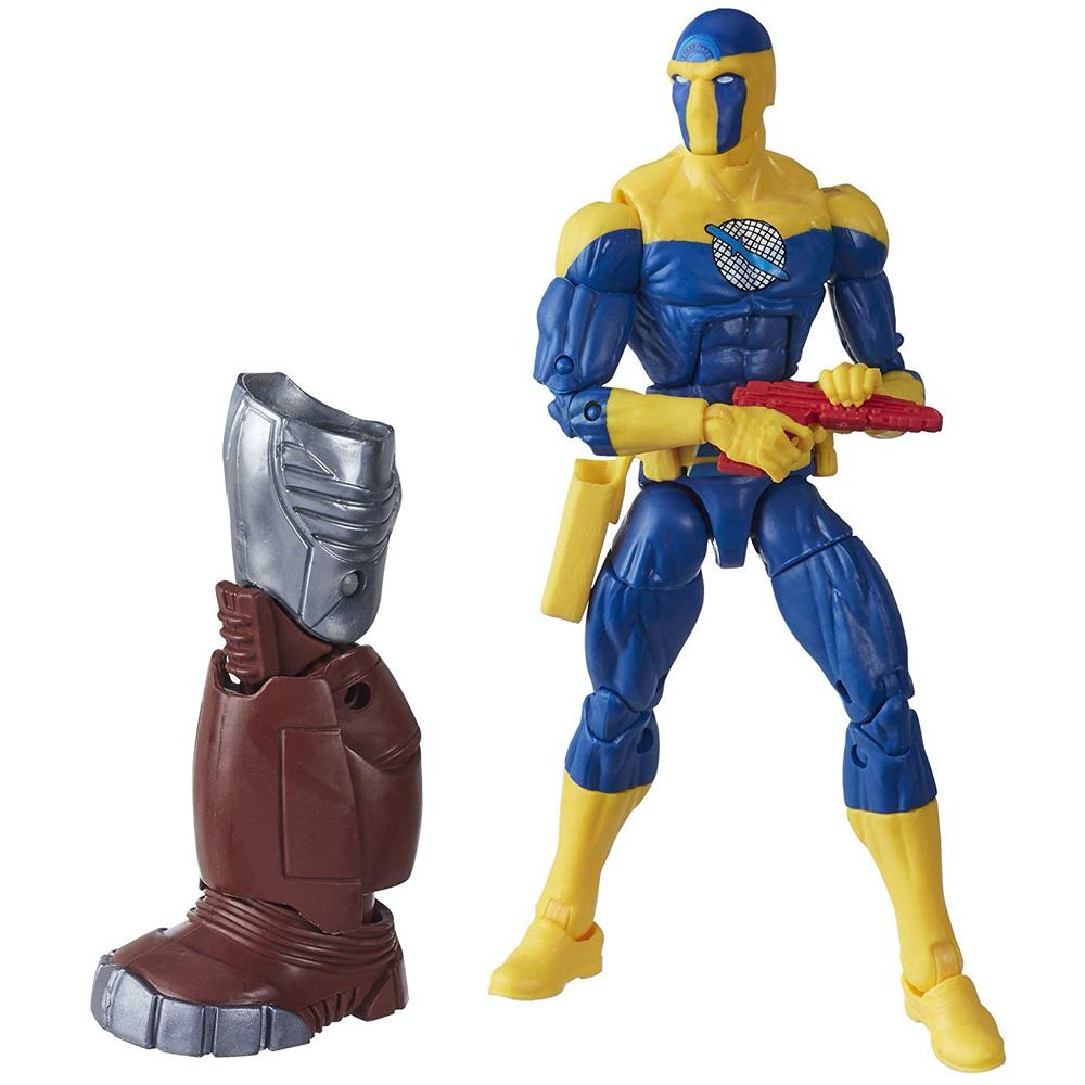 Marvel's Spymaster (Crimson Dynamo Wave), Marvel Legends