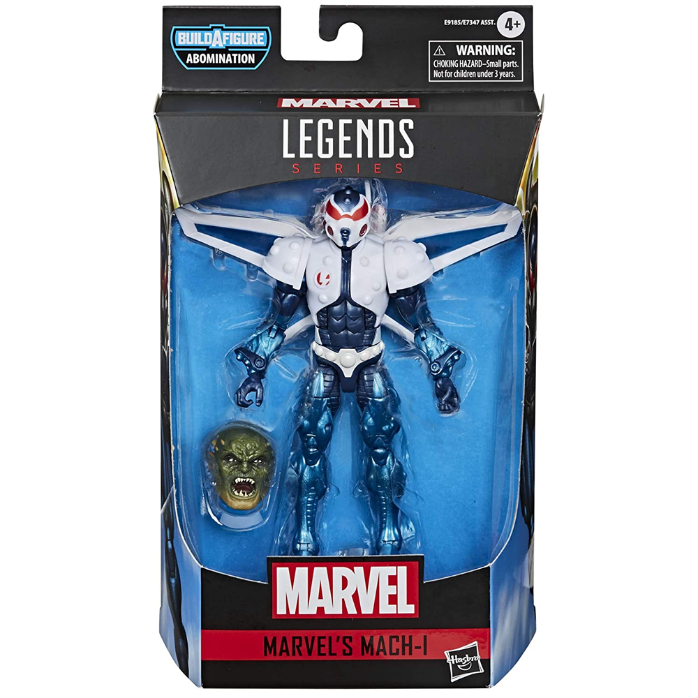 Marvel's Mach-I (Abomination Wave), Marvel Legends