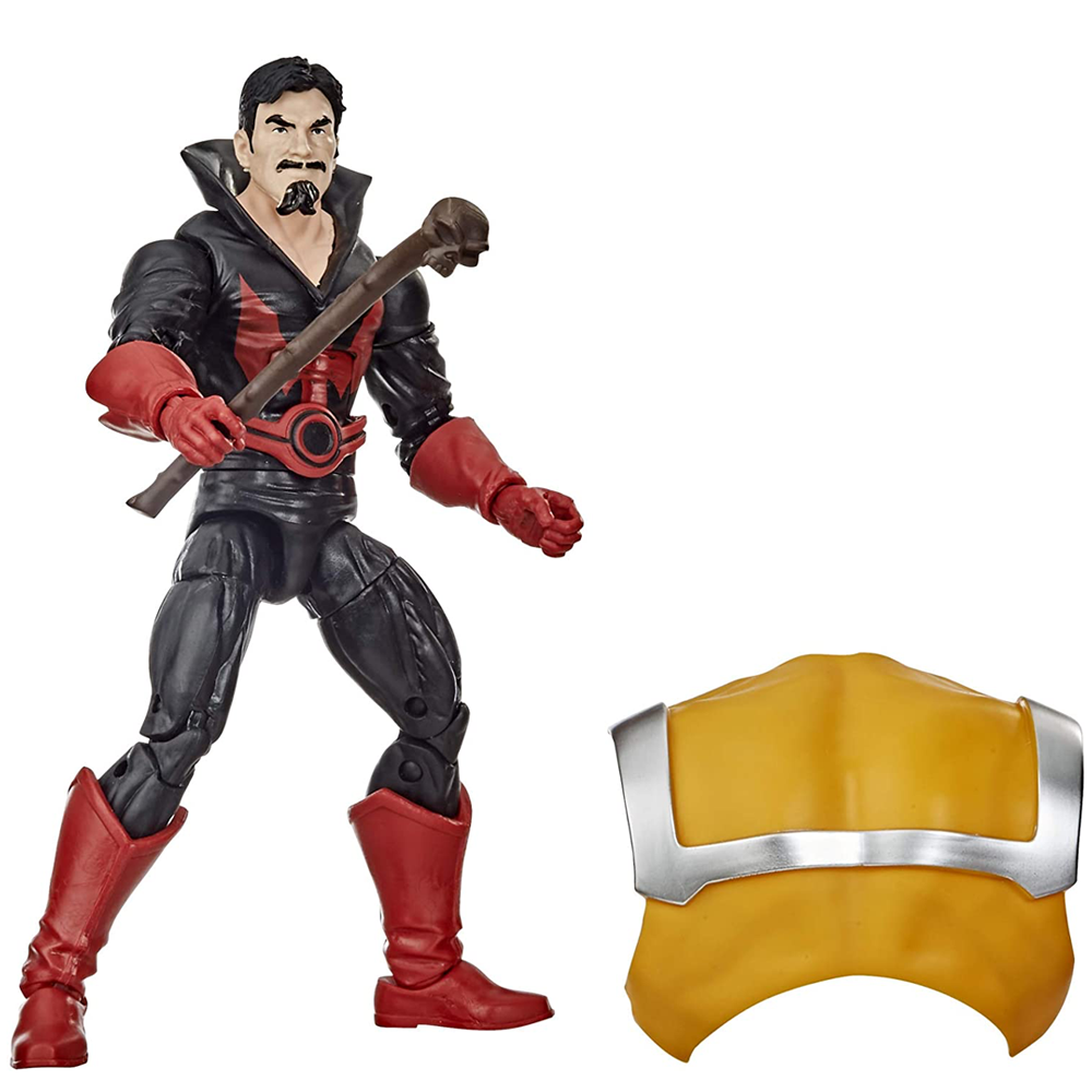 Black Tom Cassidy (Strong Guy Wave), Marvel Legends