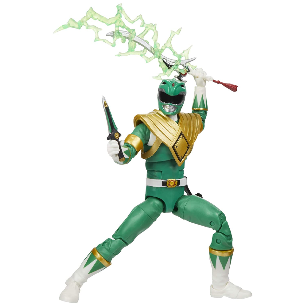 Mighty Morphin Green Ranger, Power Rangers Lightning Collection Wave 7
