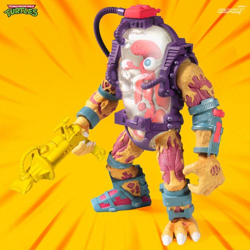 """Mutagen Man """"Teenage Mutant Ninja Turtles"""", Super7 - TMNT Ultimates Series 2"""