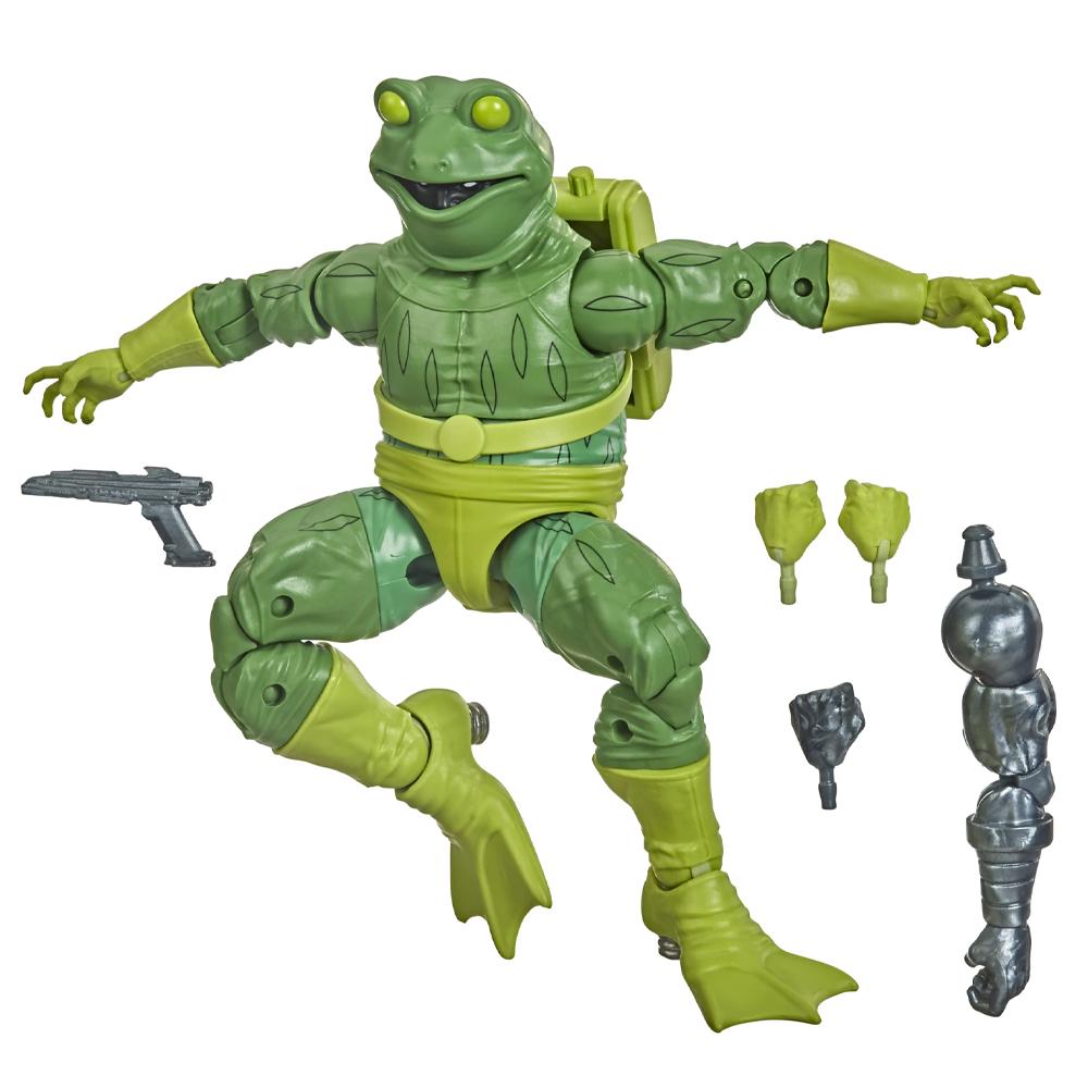Marvel's Frog-Man (Stilt-Man Wave), Marvel Legends