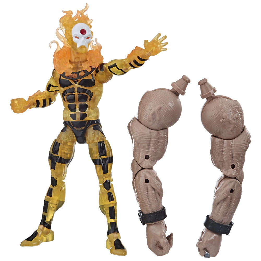 Sunfire (Sugar Man Wave), Marvel Legends