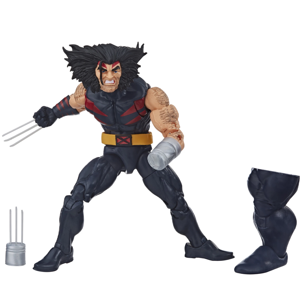 Weapon X (Sugar Man Wave), Marvel Legends