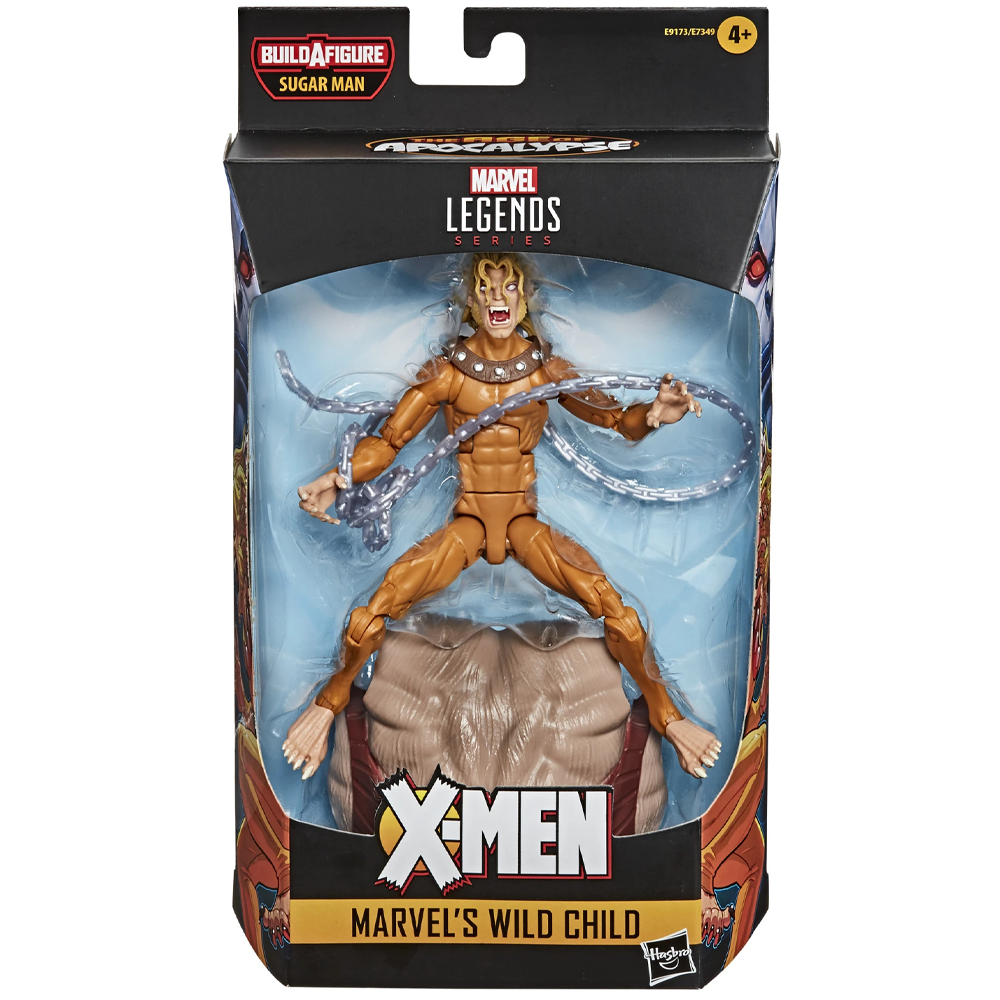 Marvel's Wild Child (Sugar Man Wave), Marvel Legends