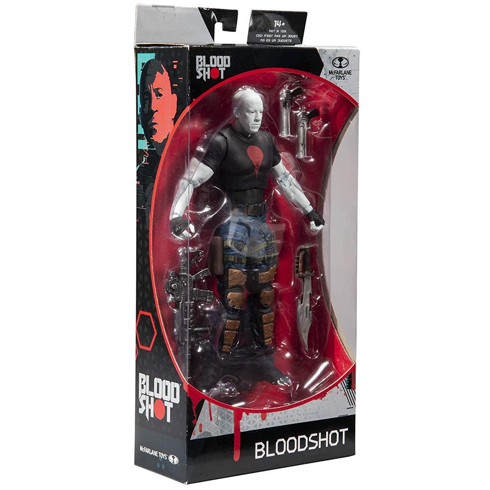 Bloodshot, McFarlane Toys