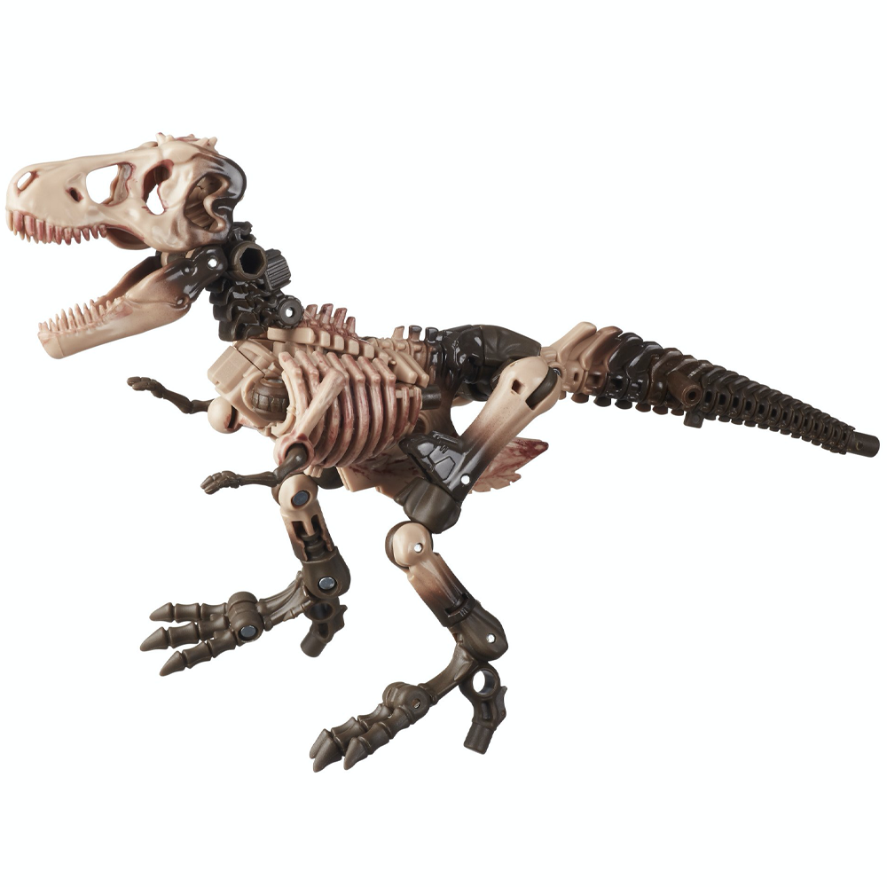 Paleotrex Deluxe Class, Transformers Kingdom Wave 1