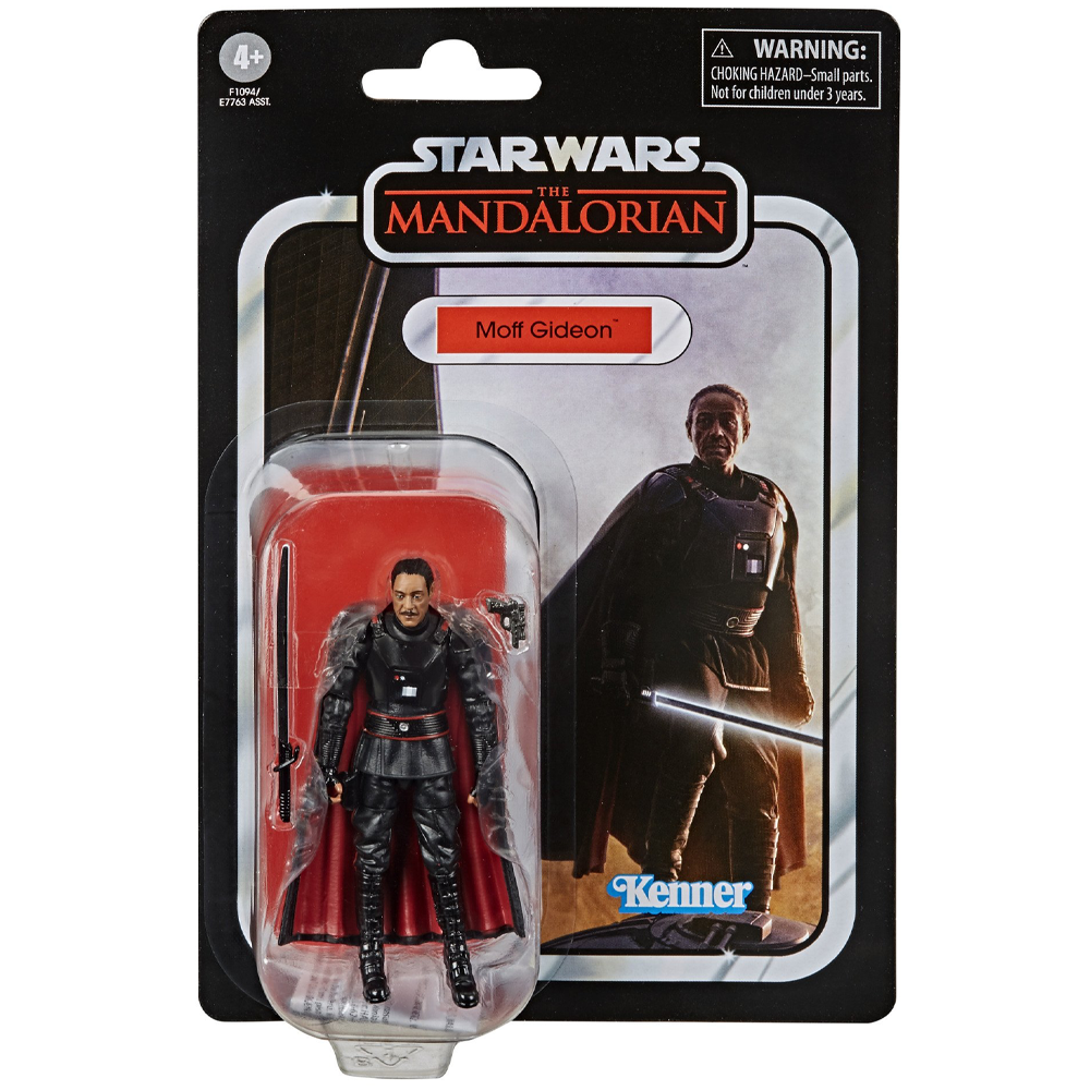 "Moff Gideon ""Star Wars: The Mandalorian"", The Vintage Collection Wave 16"