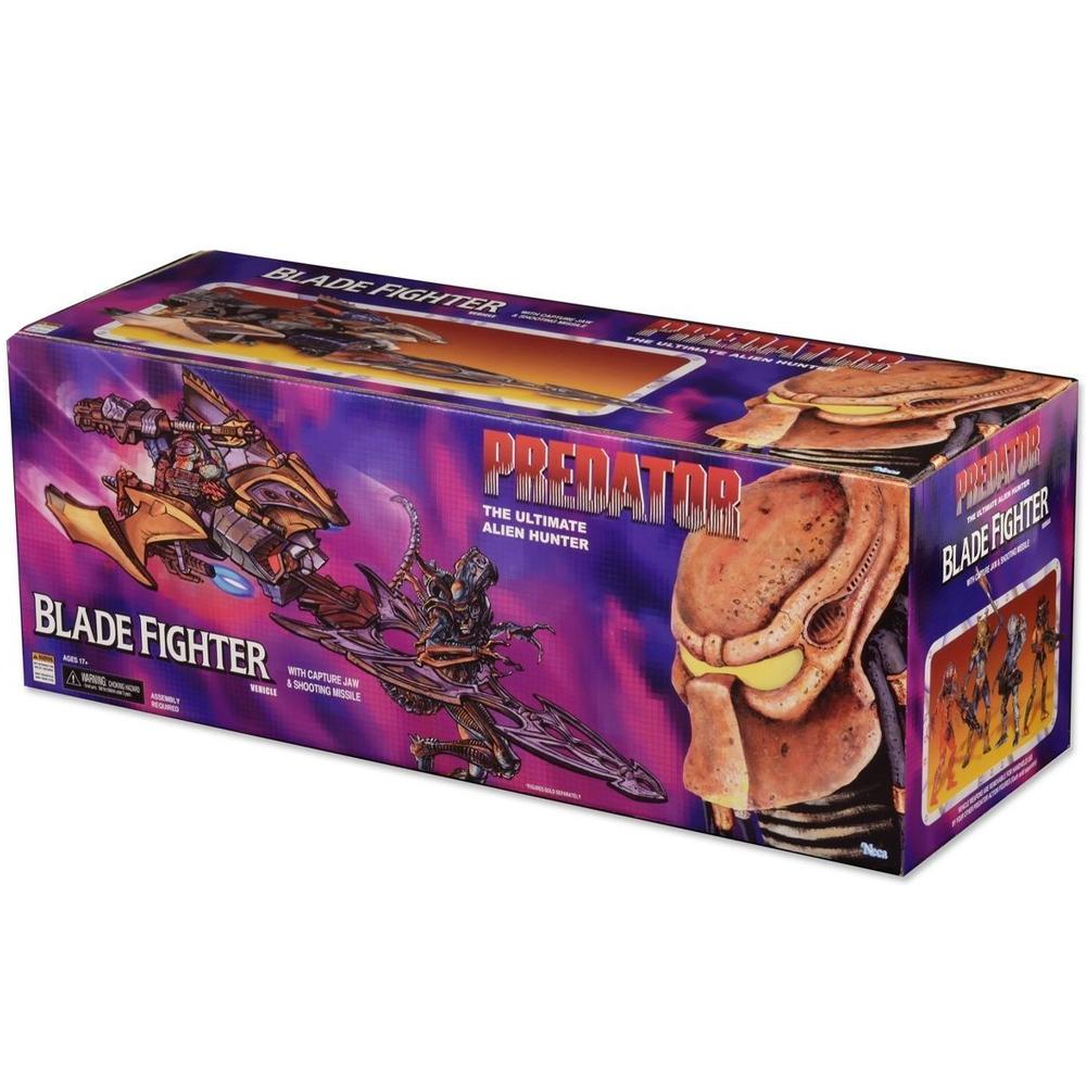 Predator Blade Fighter, NECA