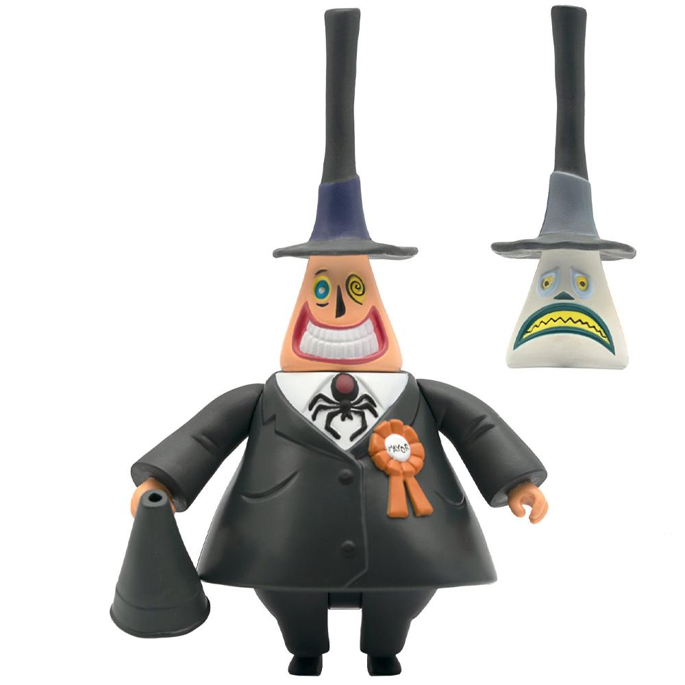 """Mayor """"Nightmare Before Christmas"""", ReAction Figures"""