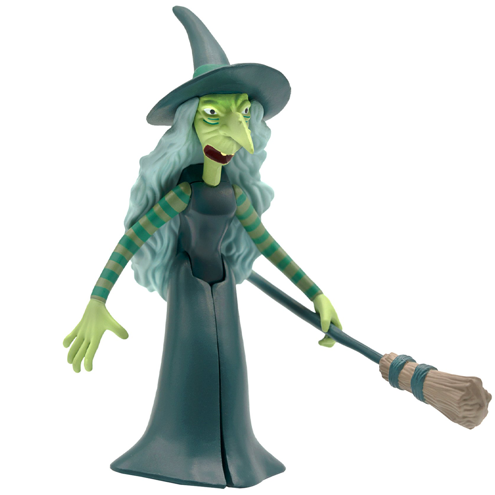 """Witch """"Nightmare Before Christmas"""", ReAction Figures"""