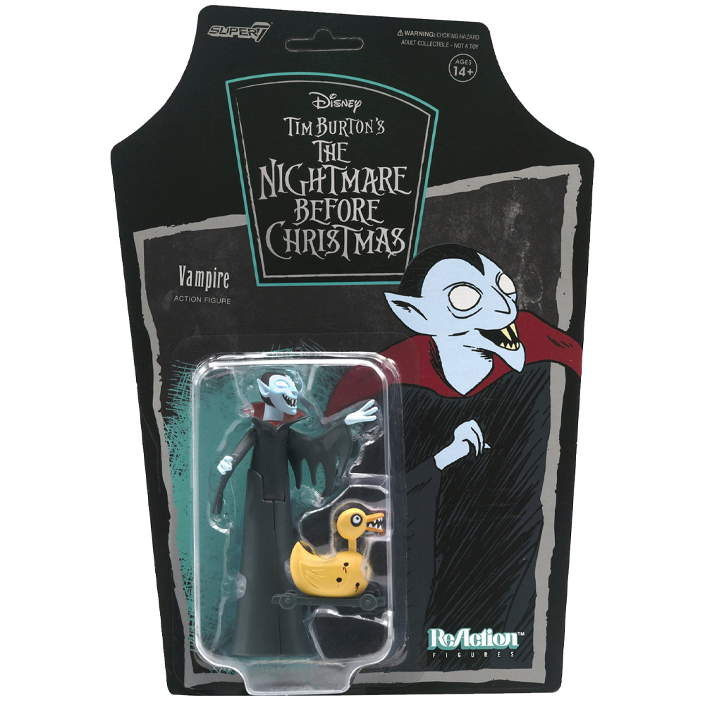 "Vampire ""Nightmare Before Christmas"", ReAction Figures"