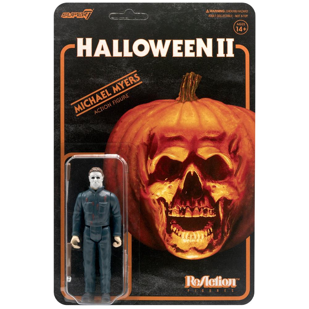"""Michael Myers """"Halloween II"""", ReAction Figures"""