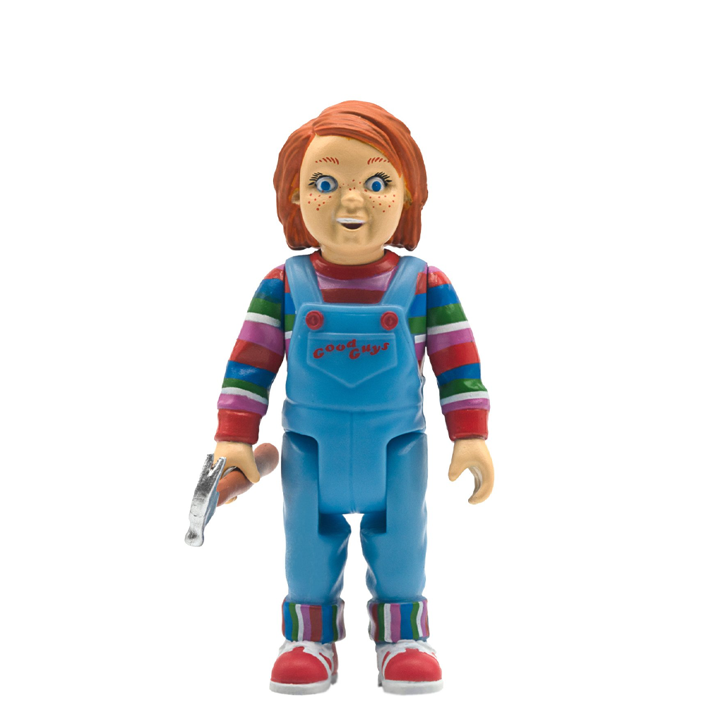 "Chucky ""Child's Play"", ReAction Figures"