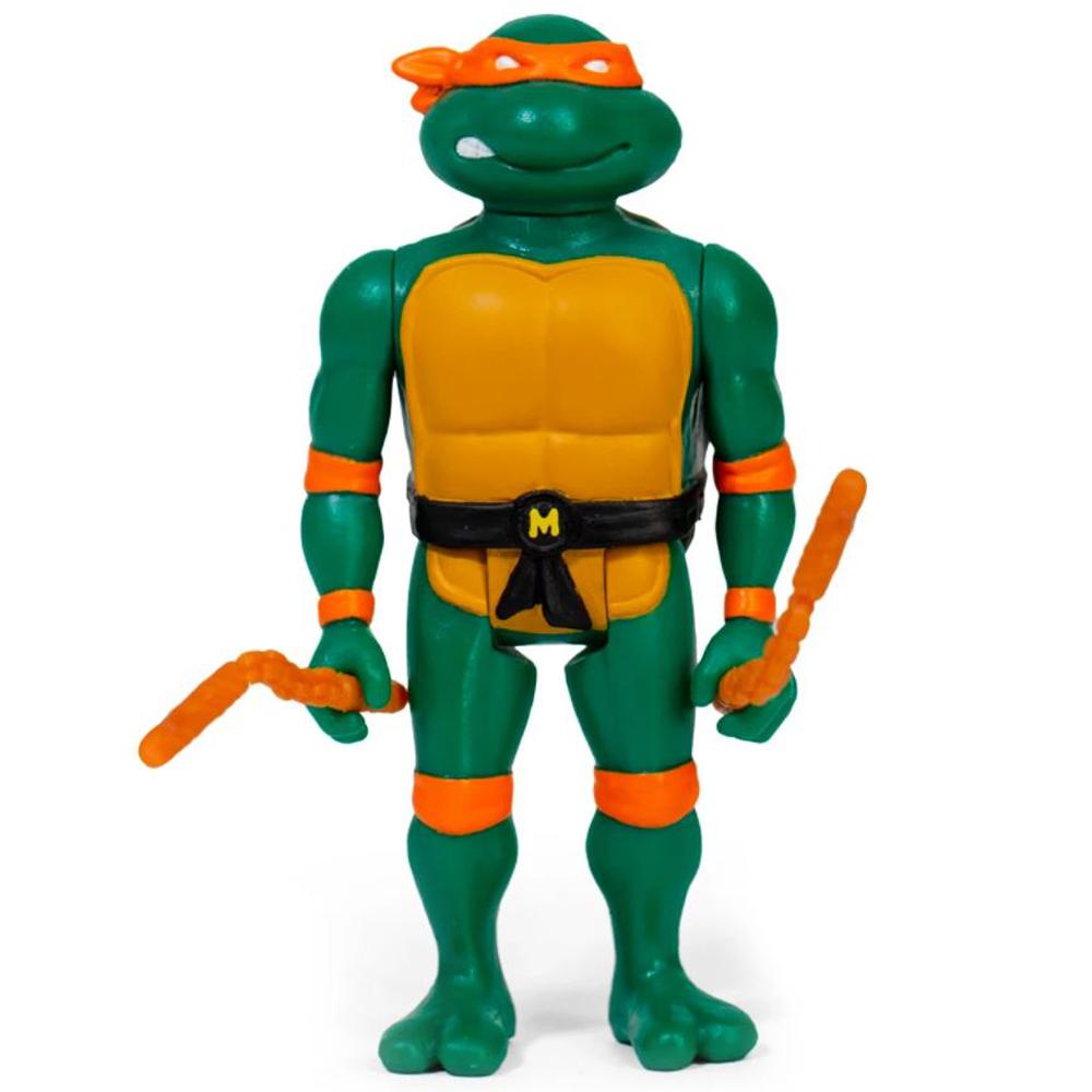 "Michelangelo ""Teenage Mutant Ninja Turtles"", ReAction Figures"