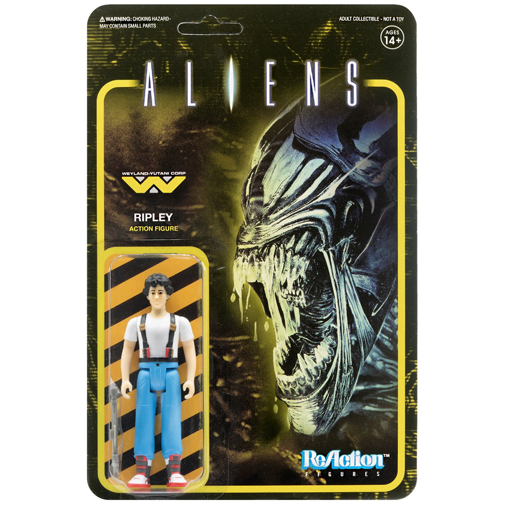 "Ripley ""Aliens"", ReAction Figures"