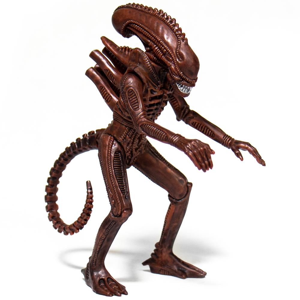 """Alien Warrior (Dusk) """"Aliens"""", ReAction Figures"""