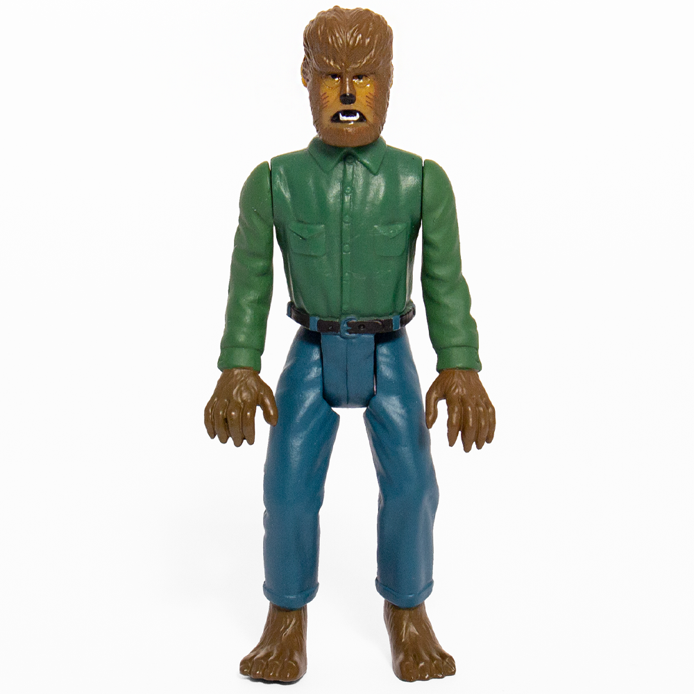"""The Wolf Man """"Universal Monsters"""", ReAction Figures"""