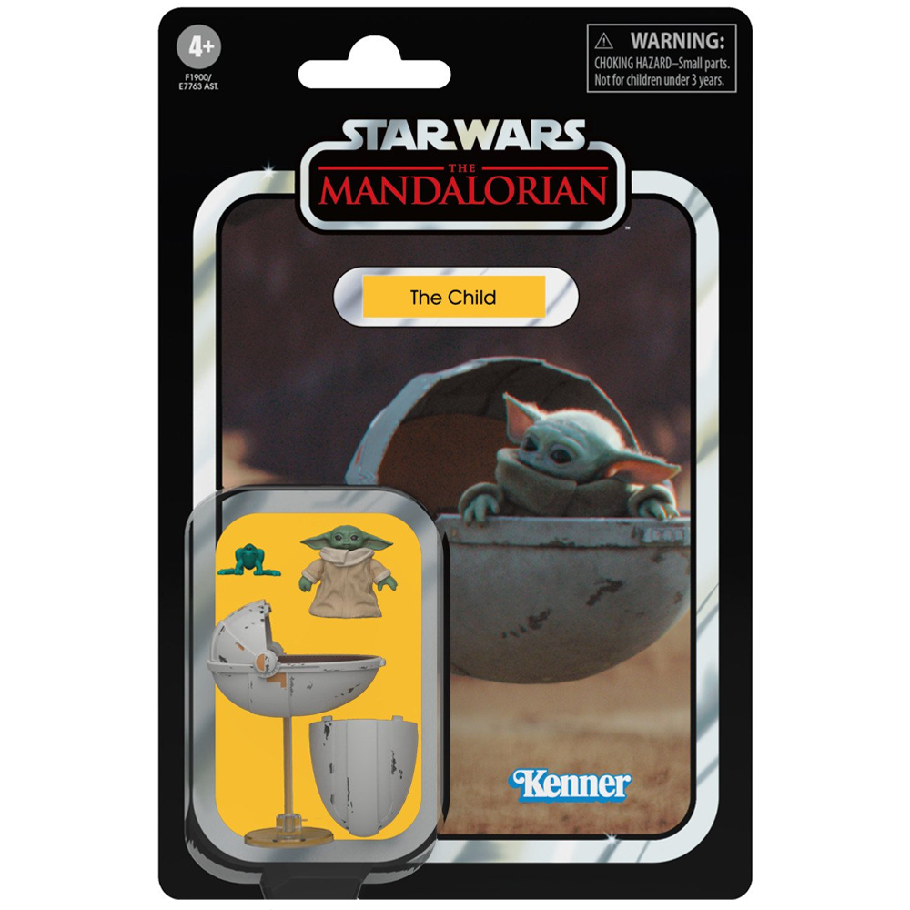 """The Child """"Star Wars: The Mandalorian"""", The Vintage Collection Wave 18"""