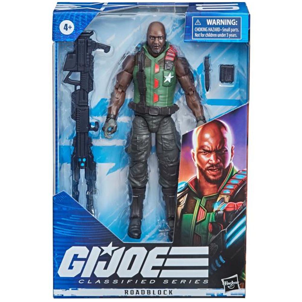 Roadblock (Variant), G.I. Joe - Classified Series
