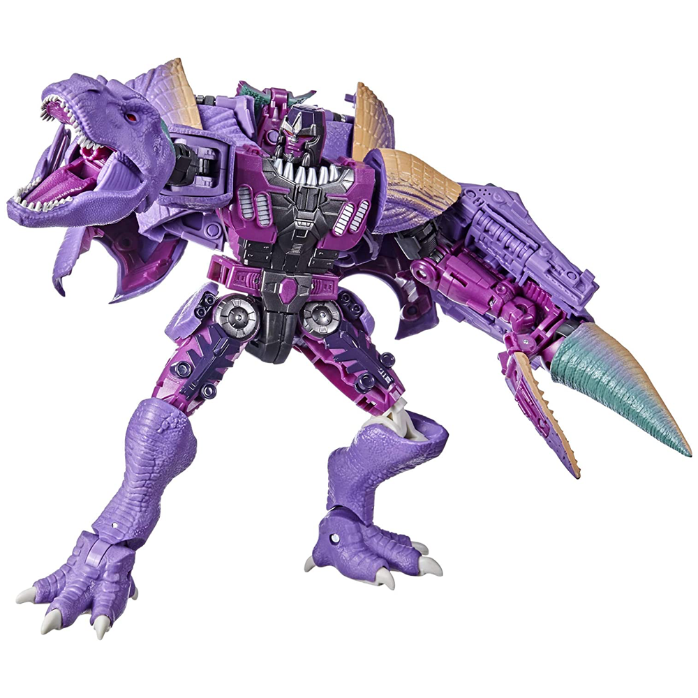Megatron (Beast) Leader Class, Transformers Kingdom Wave 1