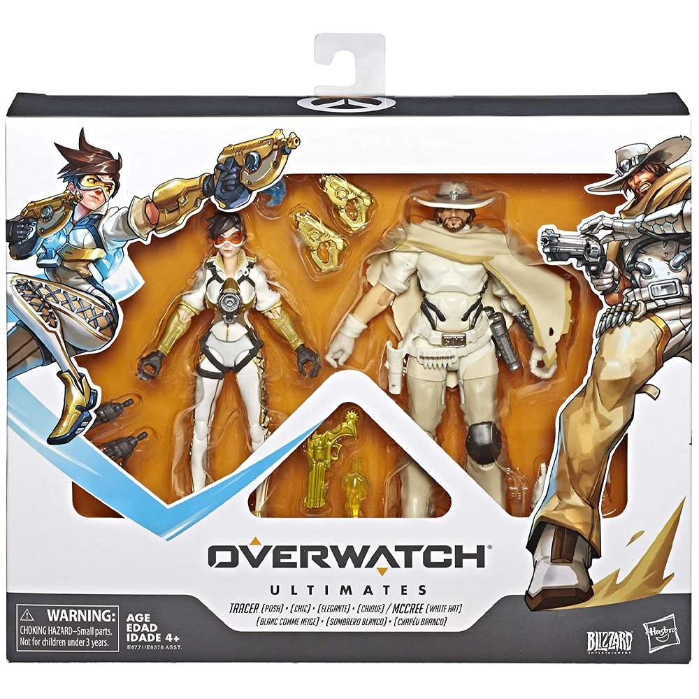Tracer & McCree 2-pack, Overwatch Ultimates