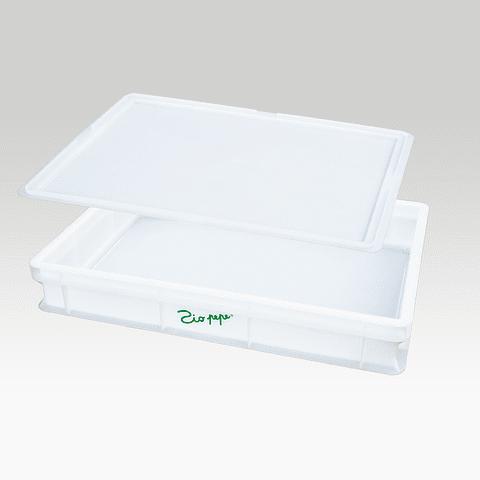 Caja para bollos de pizza 60X40X7CM