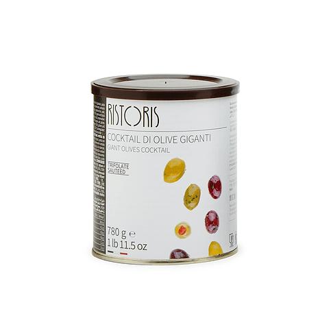 Cocktail di Olive Giganti 780GR