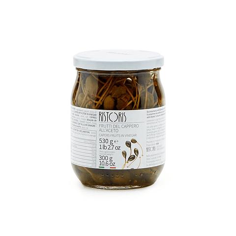 Frutti del Cappero All´Aceto 530GR