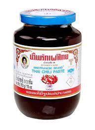 Thai Chili Paste 513GR