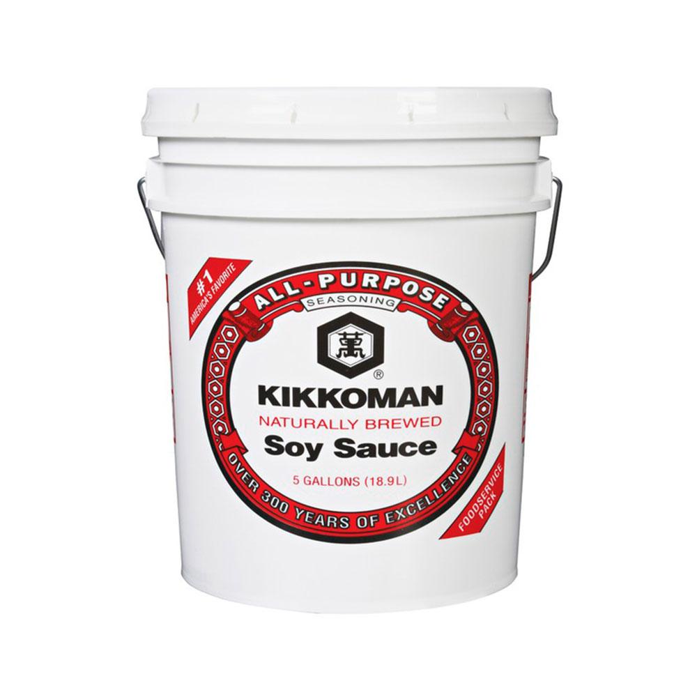 Salsa de Soya 18.9LT