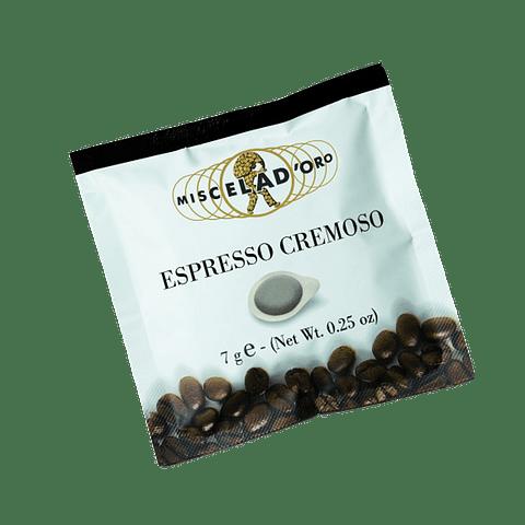Café Espresso Cremoso 15O x 7GR