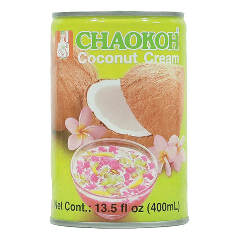 Crema de Coco 400ML x 24