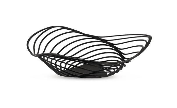 Trinity - Basket in Black