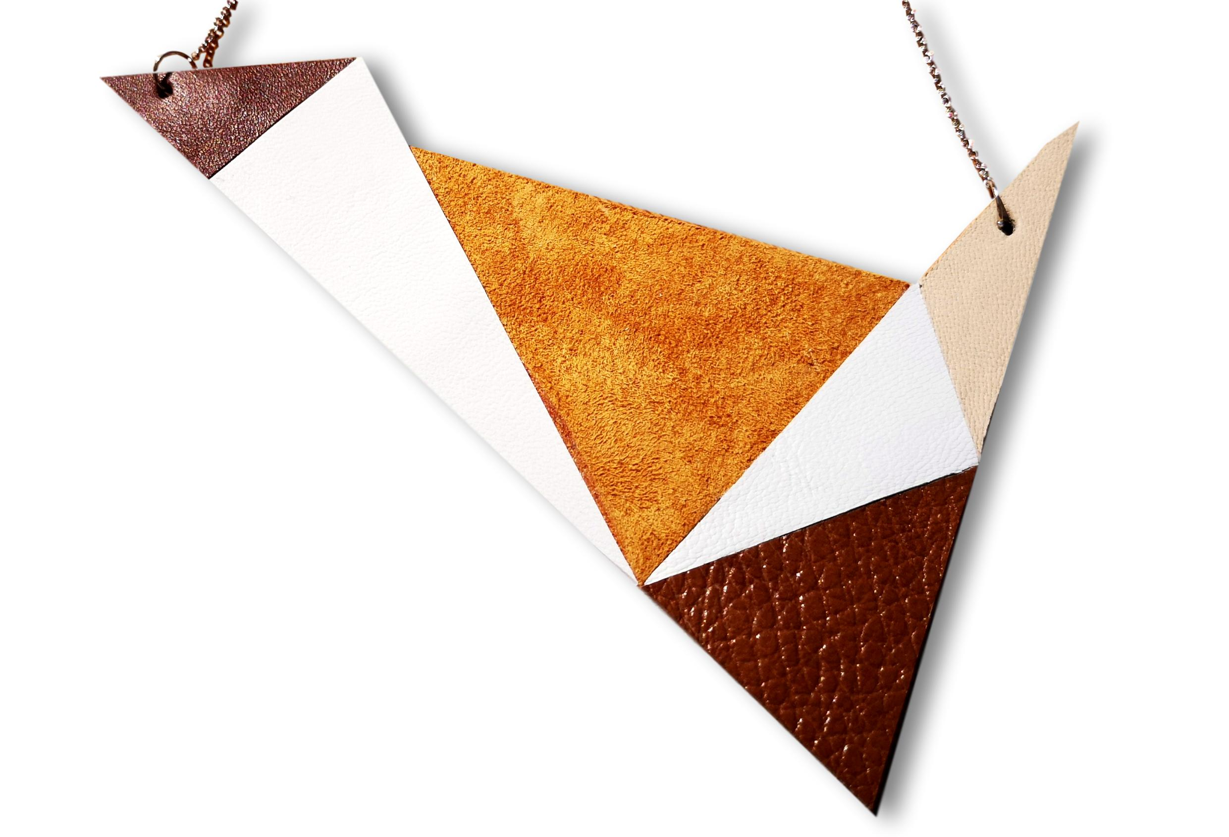 Dove - Statement Necklace
