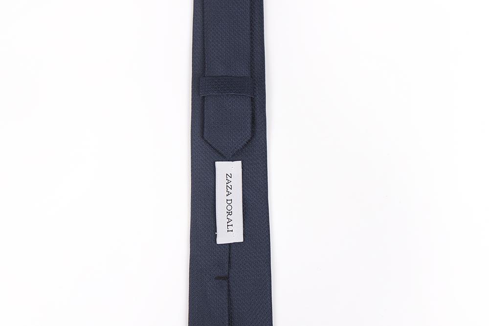 Corbata Azul marino cuadros
