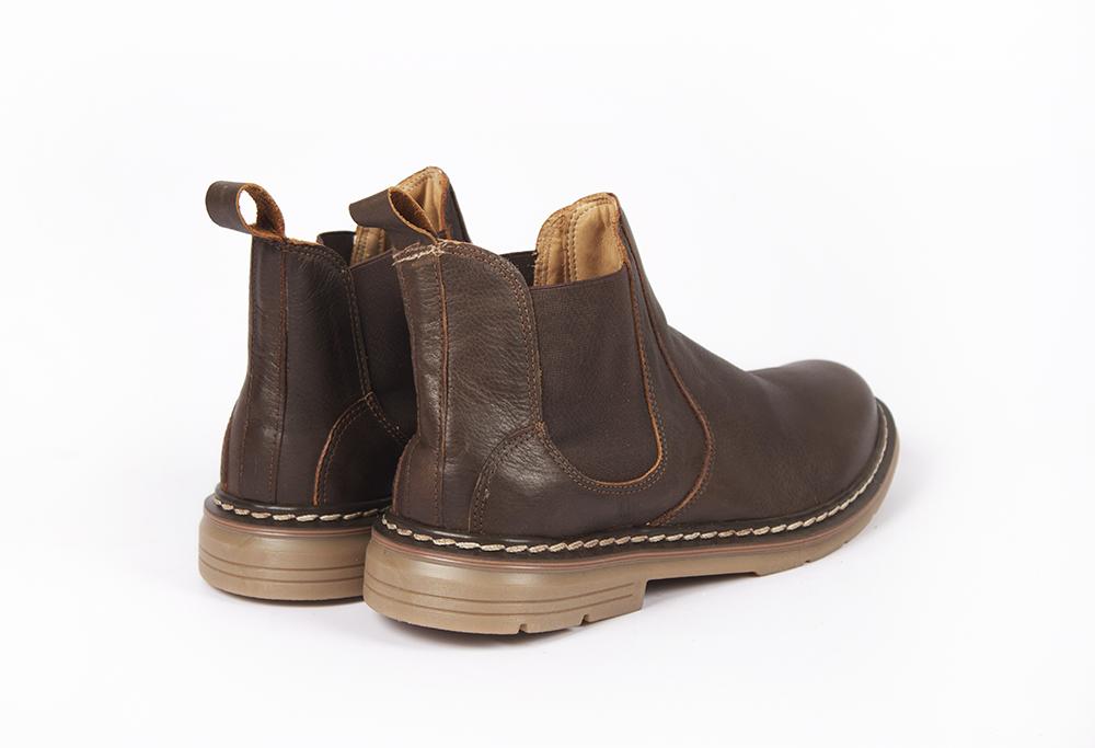 Zapatos R-5 Marrón