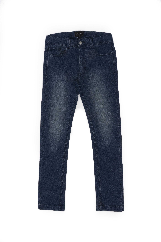 Jeans Azul Vintage Gastado