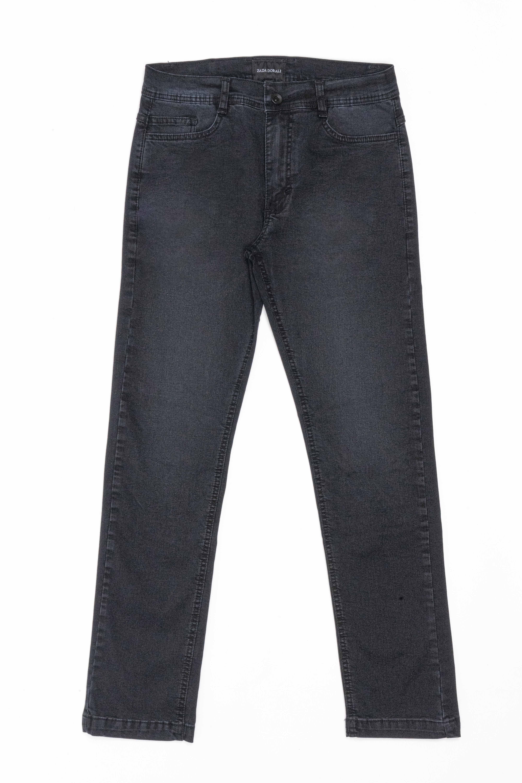 Jeans Negro Gastado