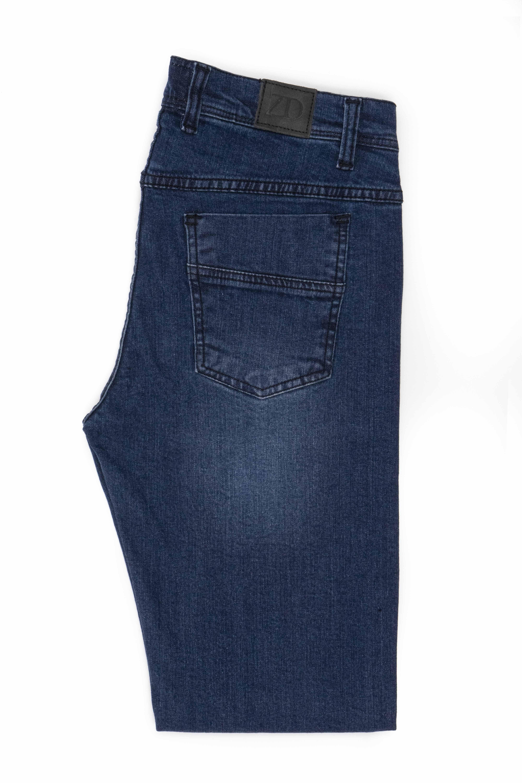 Jeans Azul Gastado