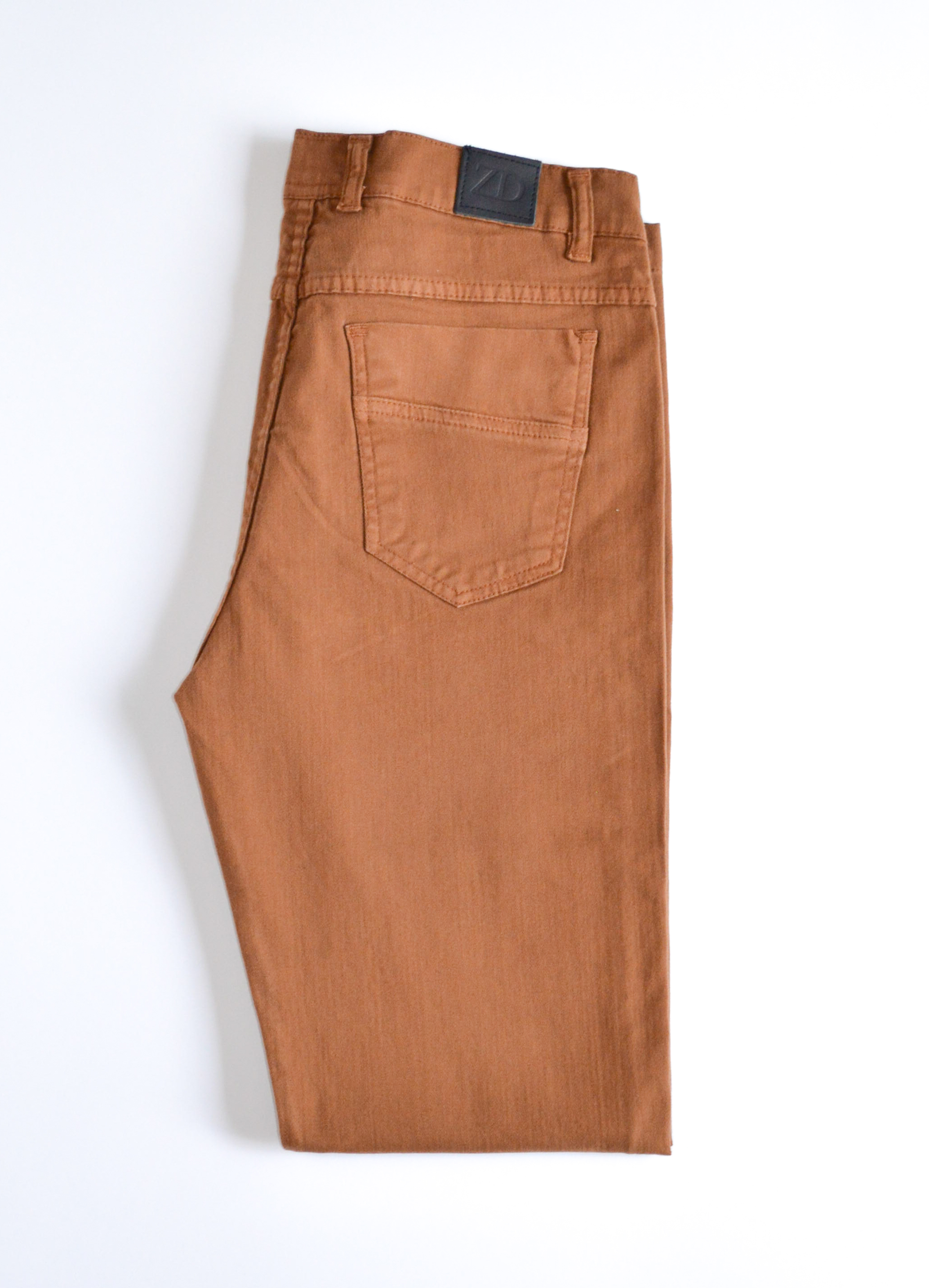 Jeans Caramelo