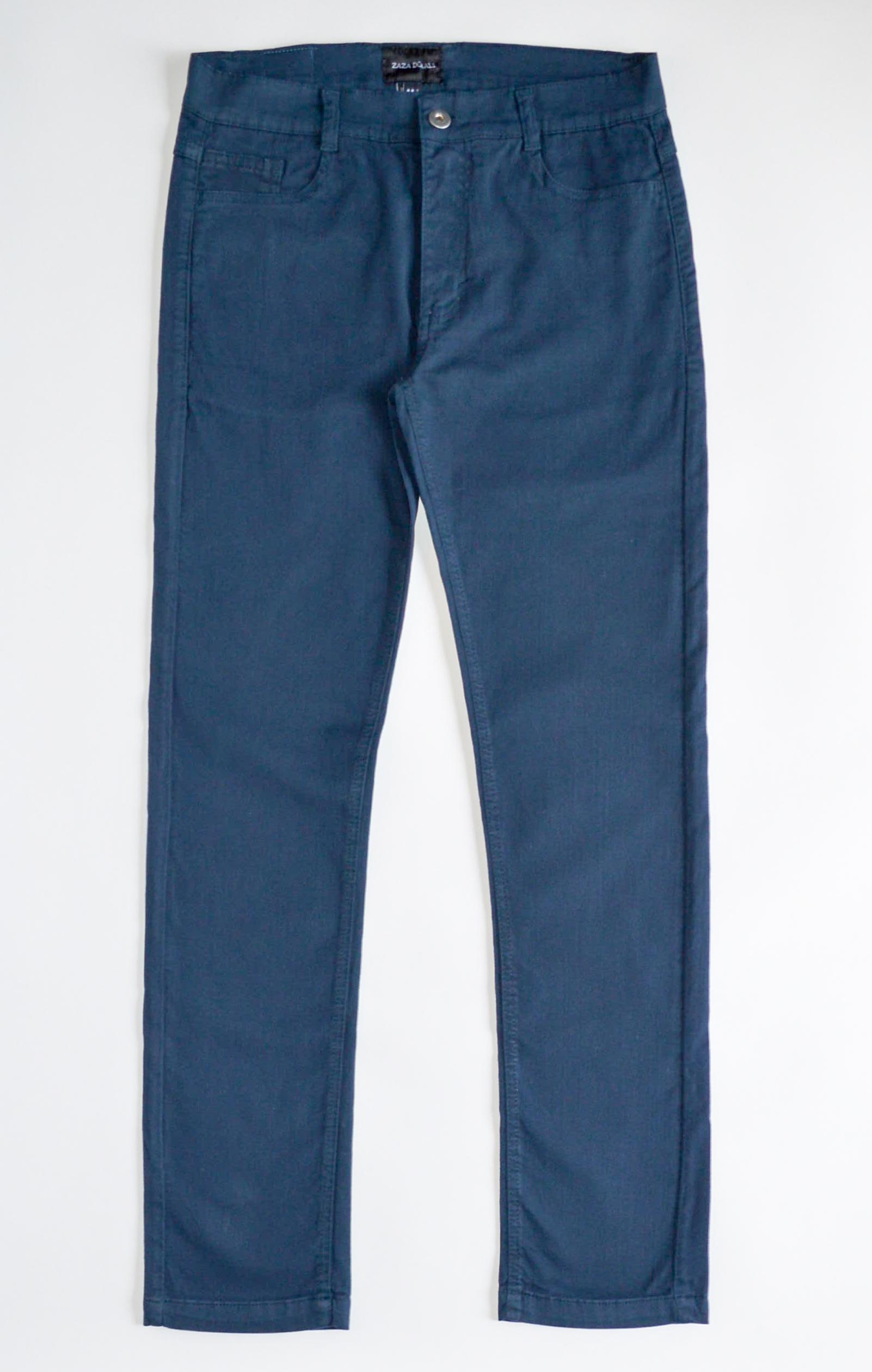 Jeans Azul Petróleo