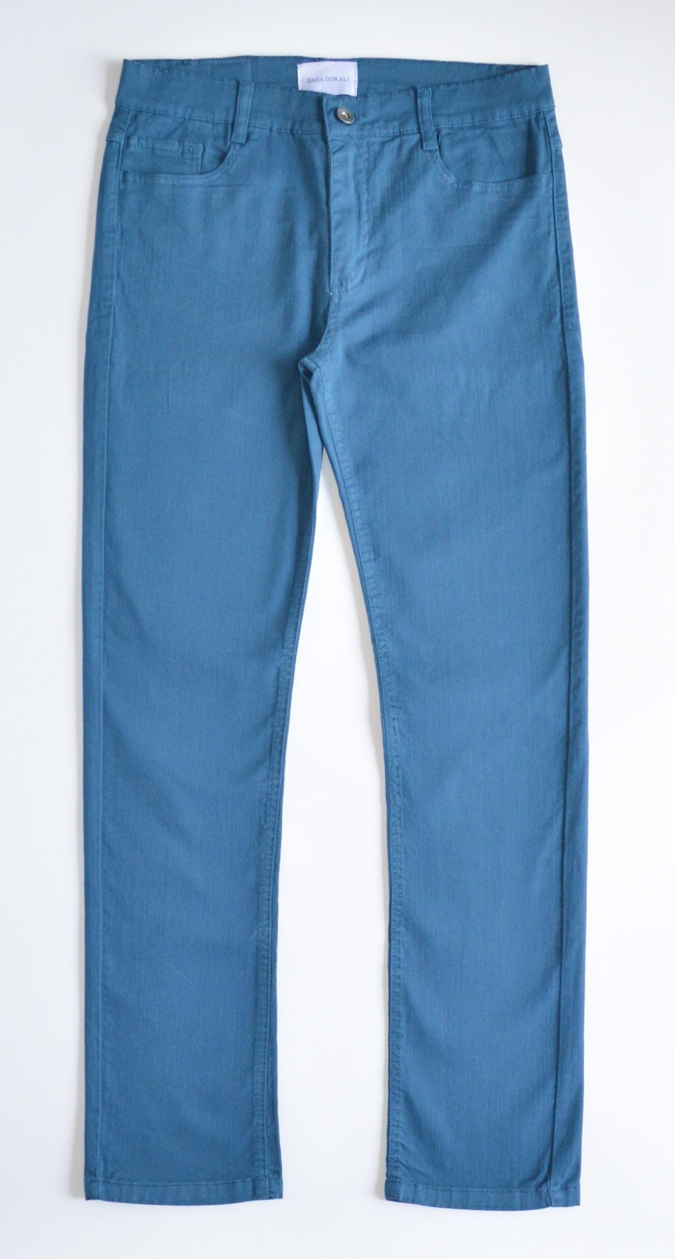 Jeans Petróleo