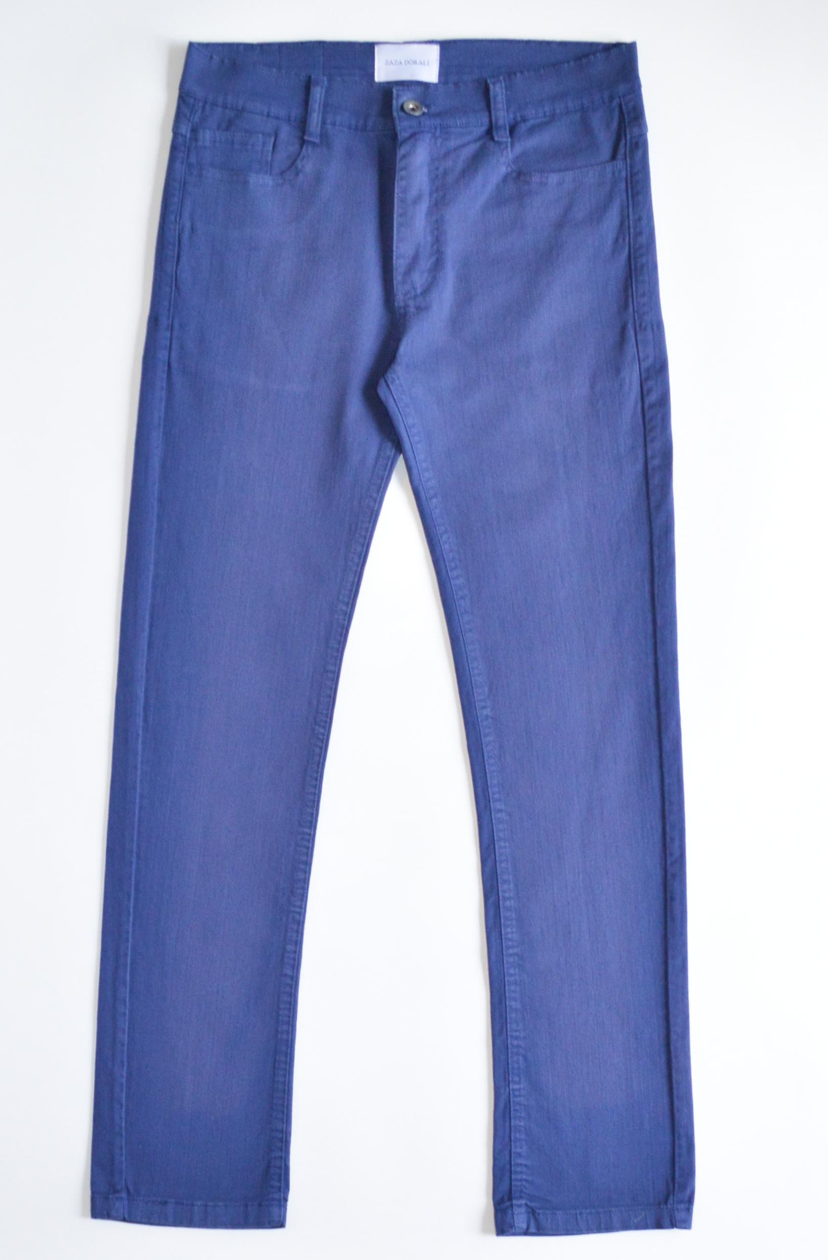 Pantalón Azul Francia