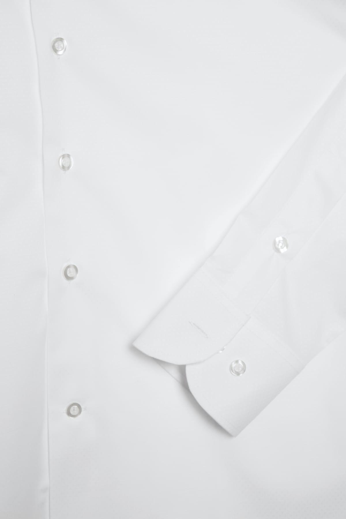 Camisa FANTASIA Blanco Puntos