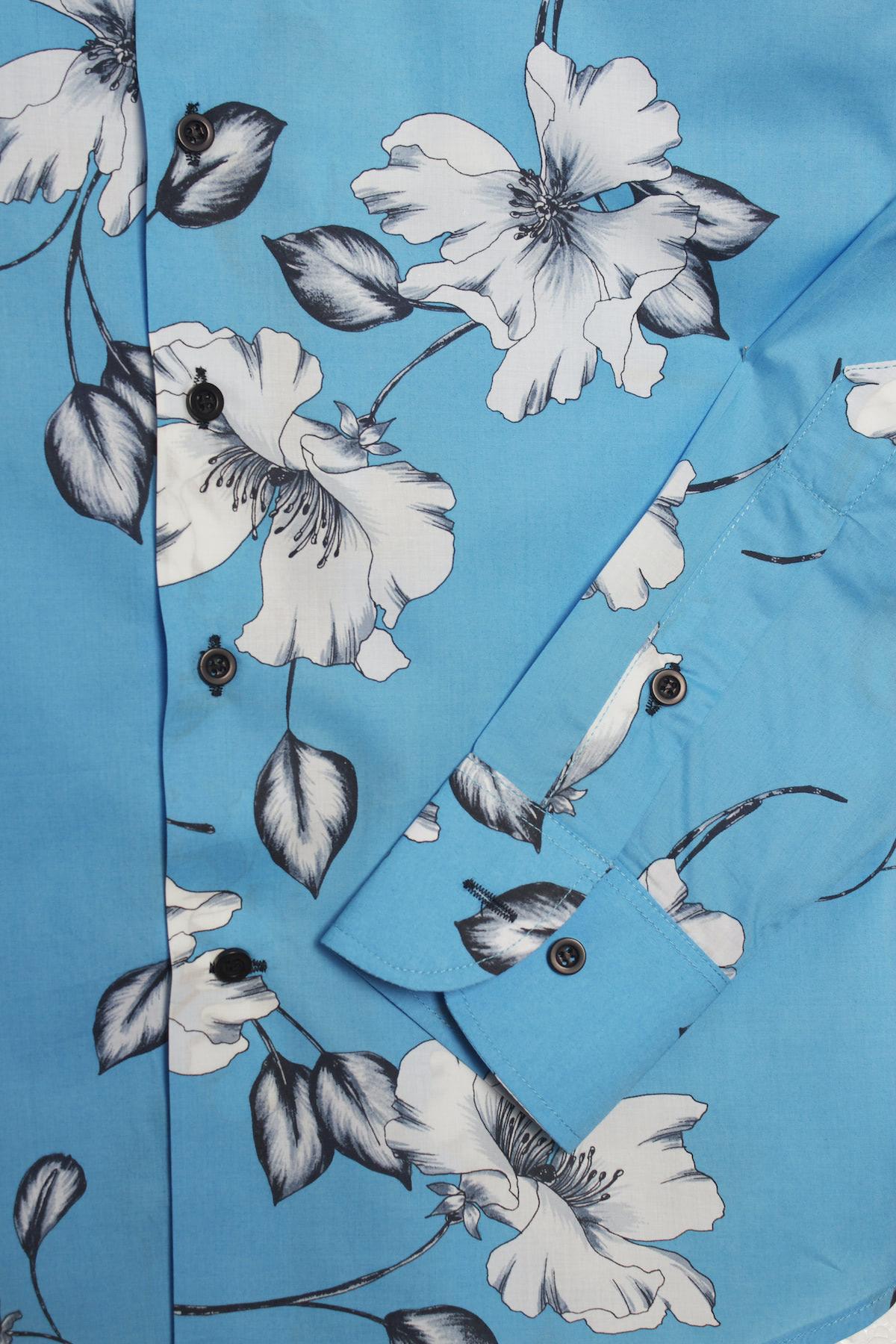 Camisa Calipso Flor