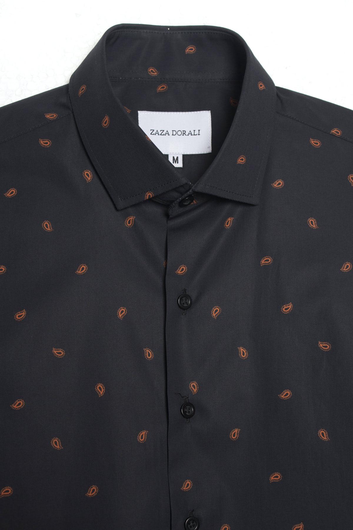 Camisa CALABAZA Naranja