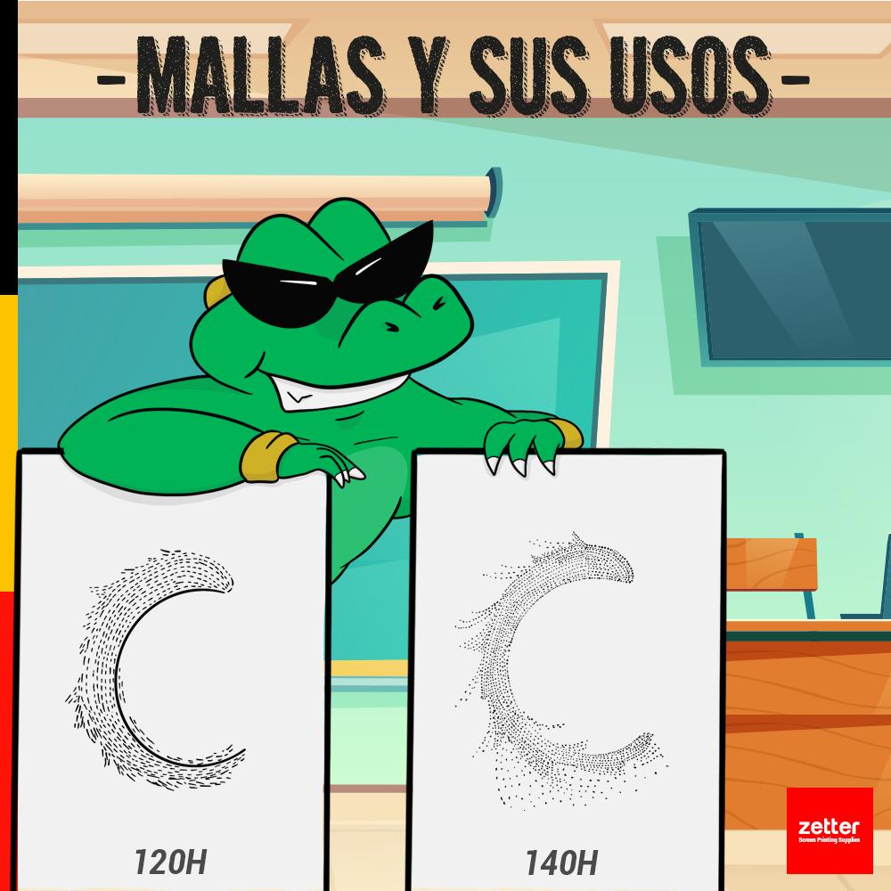 Malla 120/140
